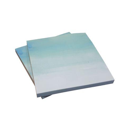 کاغذ یادداشت چسب دار طرح آسمان کد BSB-0106 بسته 2 عددی