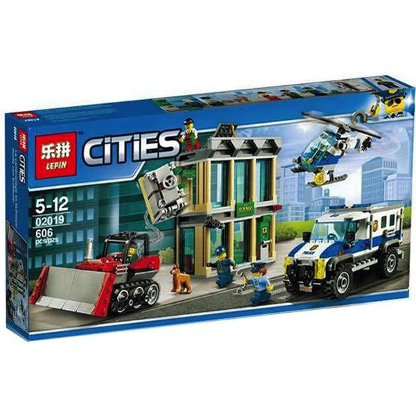 ساختنی لپین مدل Cities کد 02019
