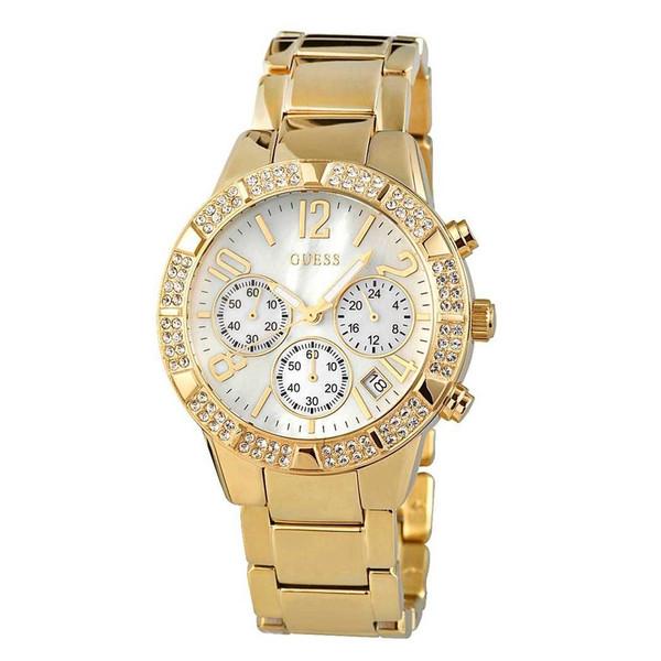 ساعت مچی عقربه ای زنانه گس مدل W0141L2