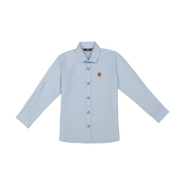 پیراهن پسرانه ال سی وایکیکی مدل 9WK392Z4-BLUE
