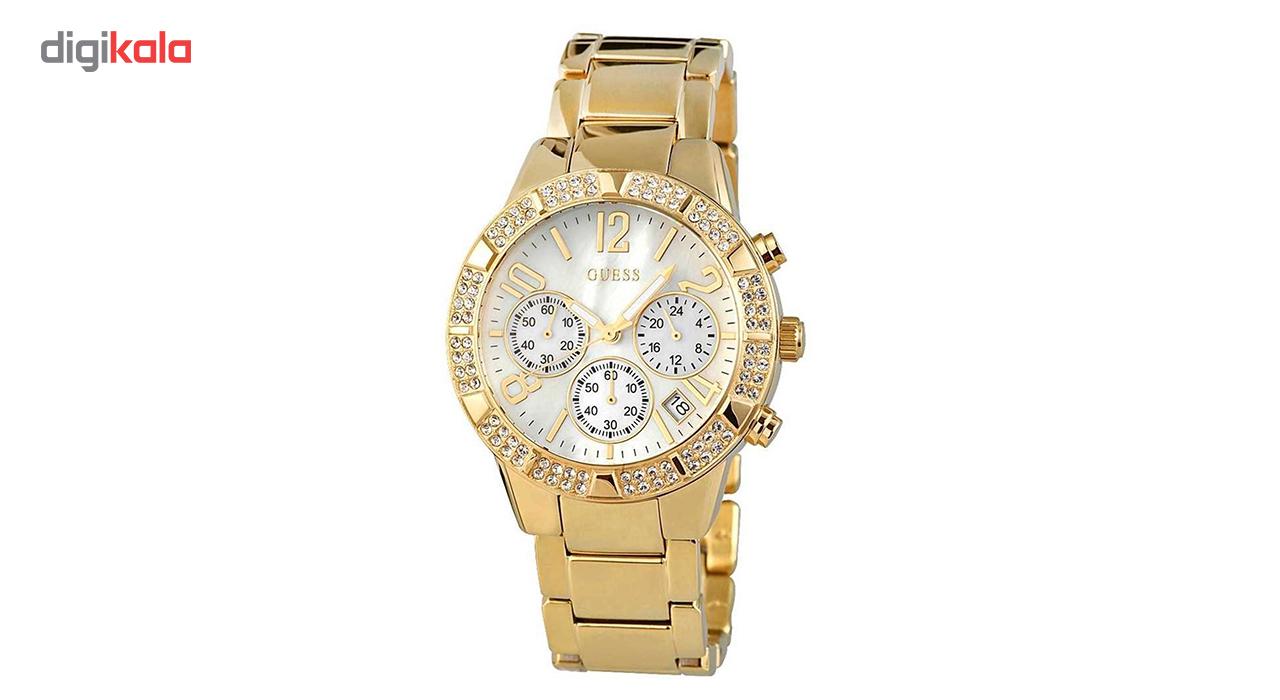 خرید ساعت مچی عقربه ای زنانه گس مدل W0141L2