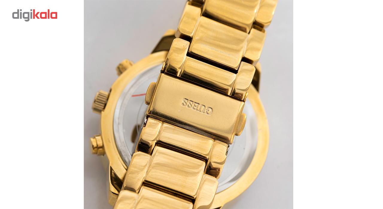 ساعت مچی عقربه ای زنانه گس مدل W0141L2              ارزان