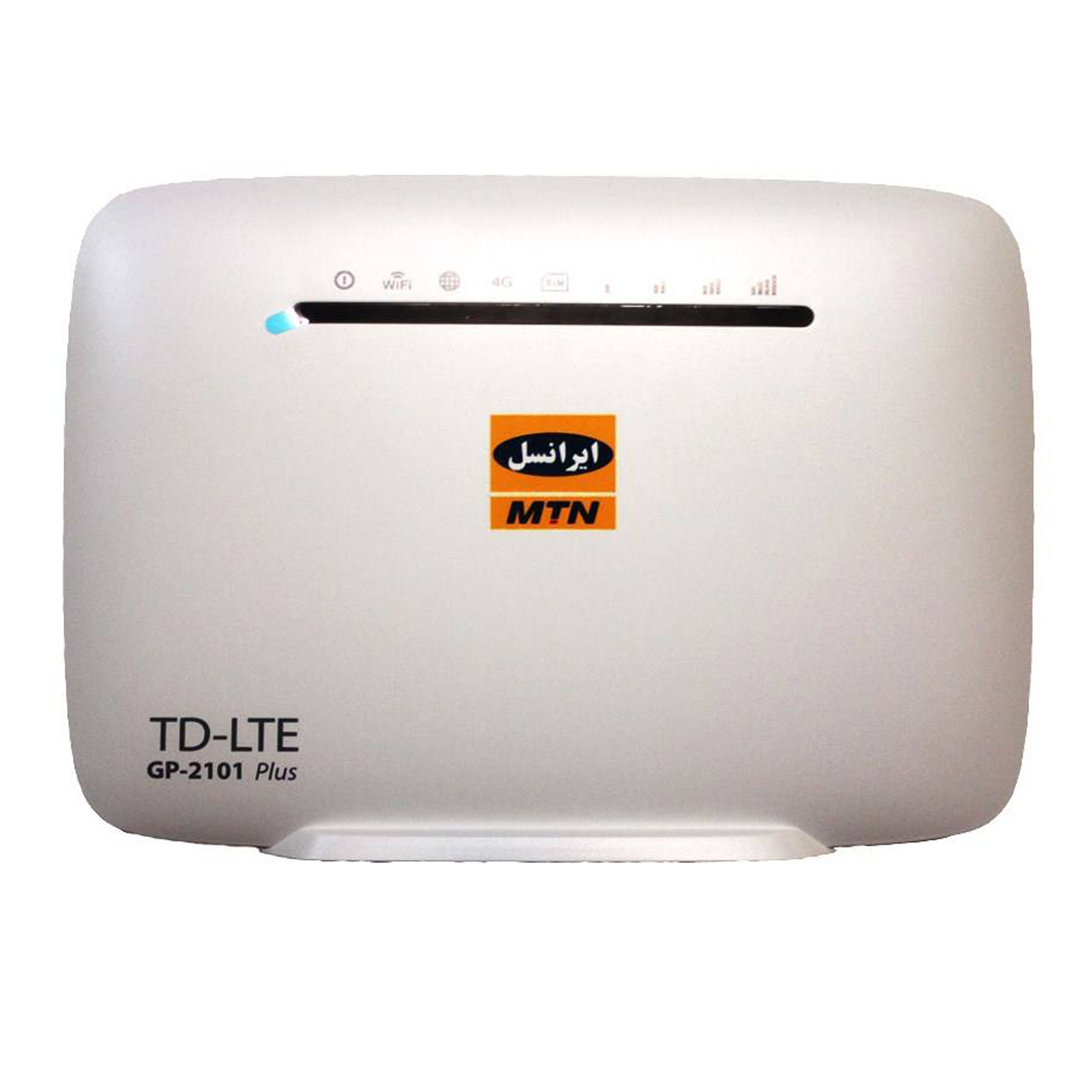بررسی و {خرید با تخفیف} مودم TD-LTE ایرانسل مدل GP-2101 plus به همراه 10GB اینترنت همراه رایگان اصل