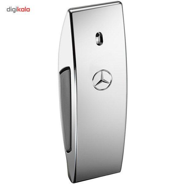 ادو تویلت مردانه Mercedes Benz Club حجم 100ml  Mercedes Benz Club Eau De Toilette For Men 100ml