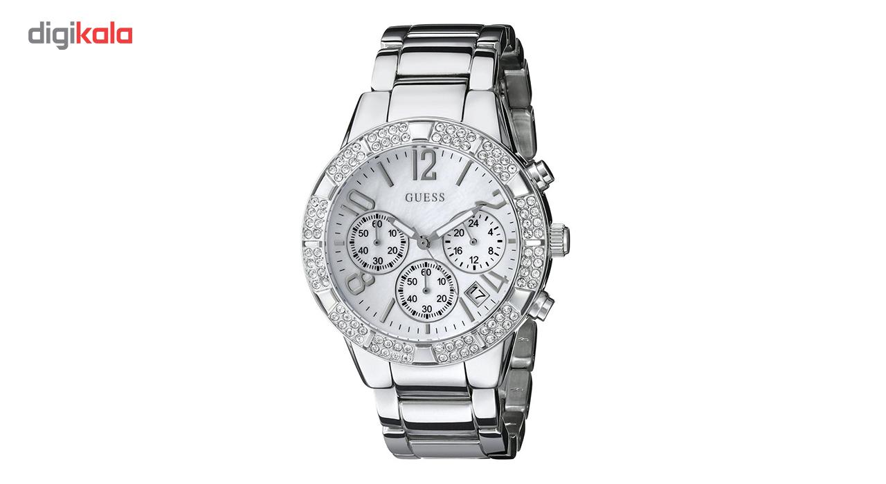 ساعت مچی عقربه ای زنانه گس مدل W0141L1