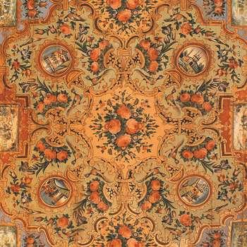 کاغذ کادو مدل شیراز بسته 5 عددی