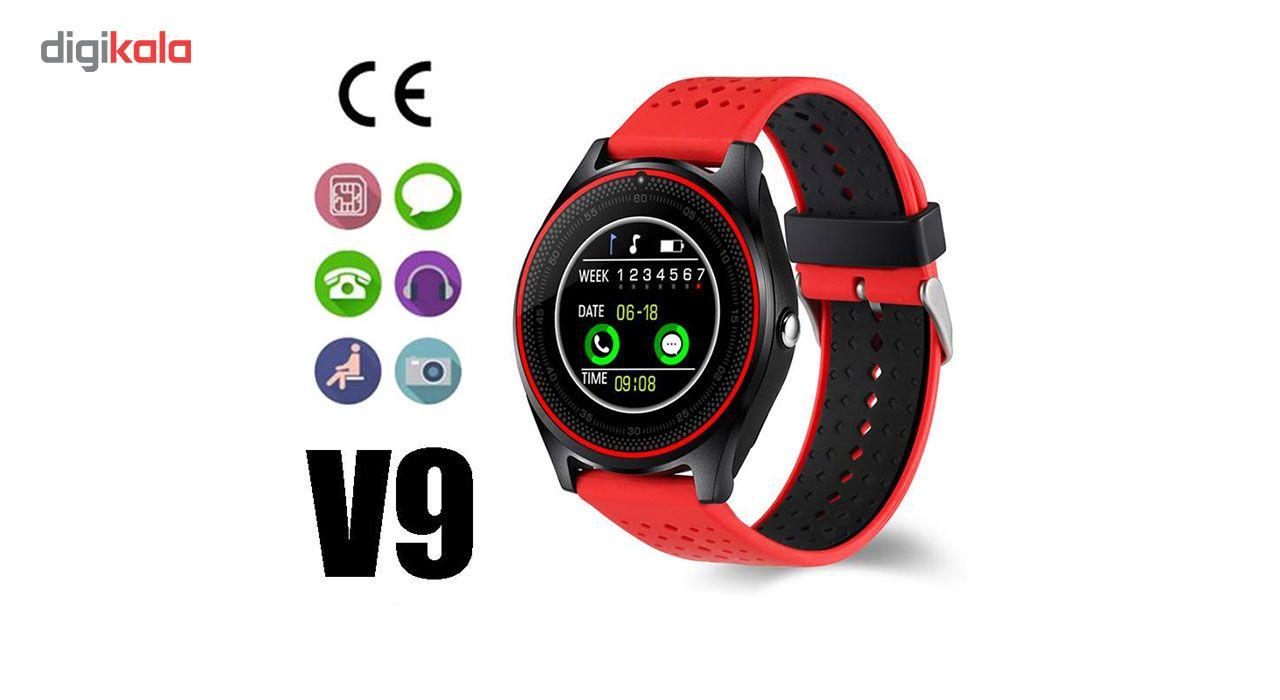 ساعت هوشمند مدل V9 main 1 10