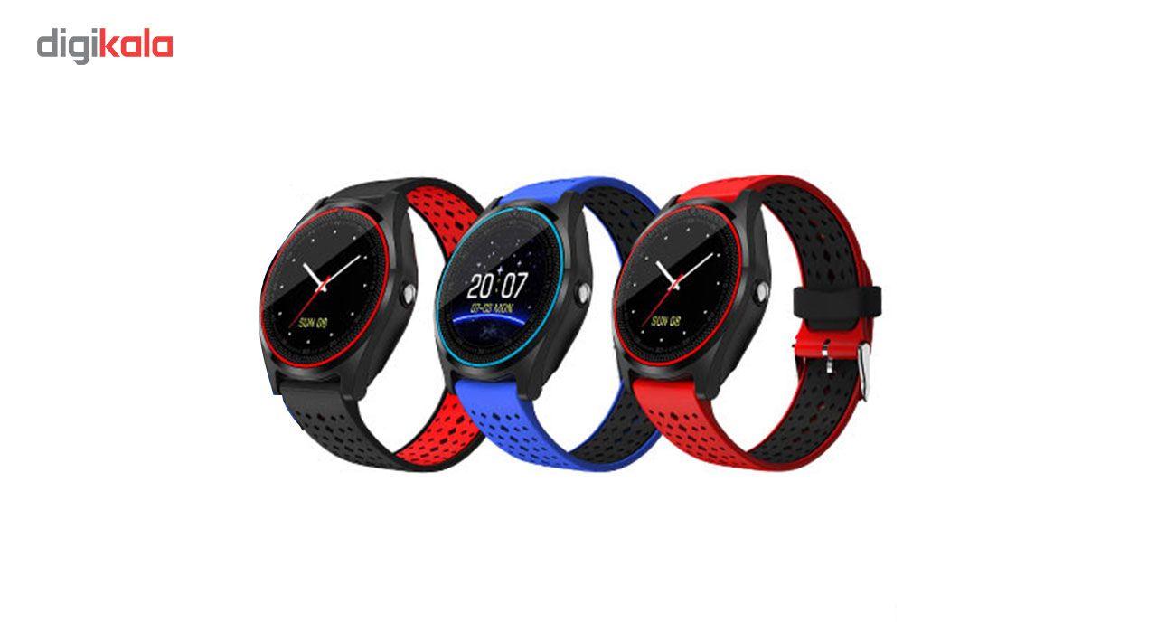 ساعت هوشمند مدل V9 main 1 11