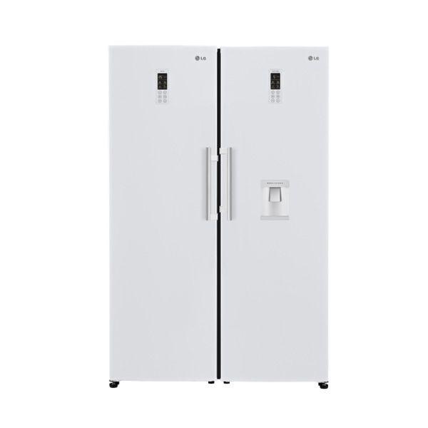 یخچال فریزر مدل LF250 دوقلو ال جی | LG LF250 Refrigerator & Freezer