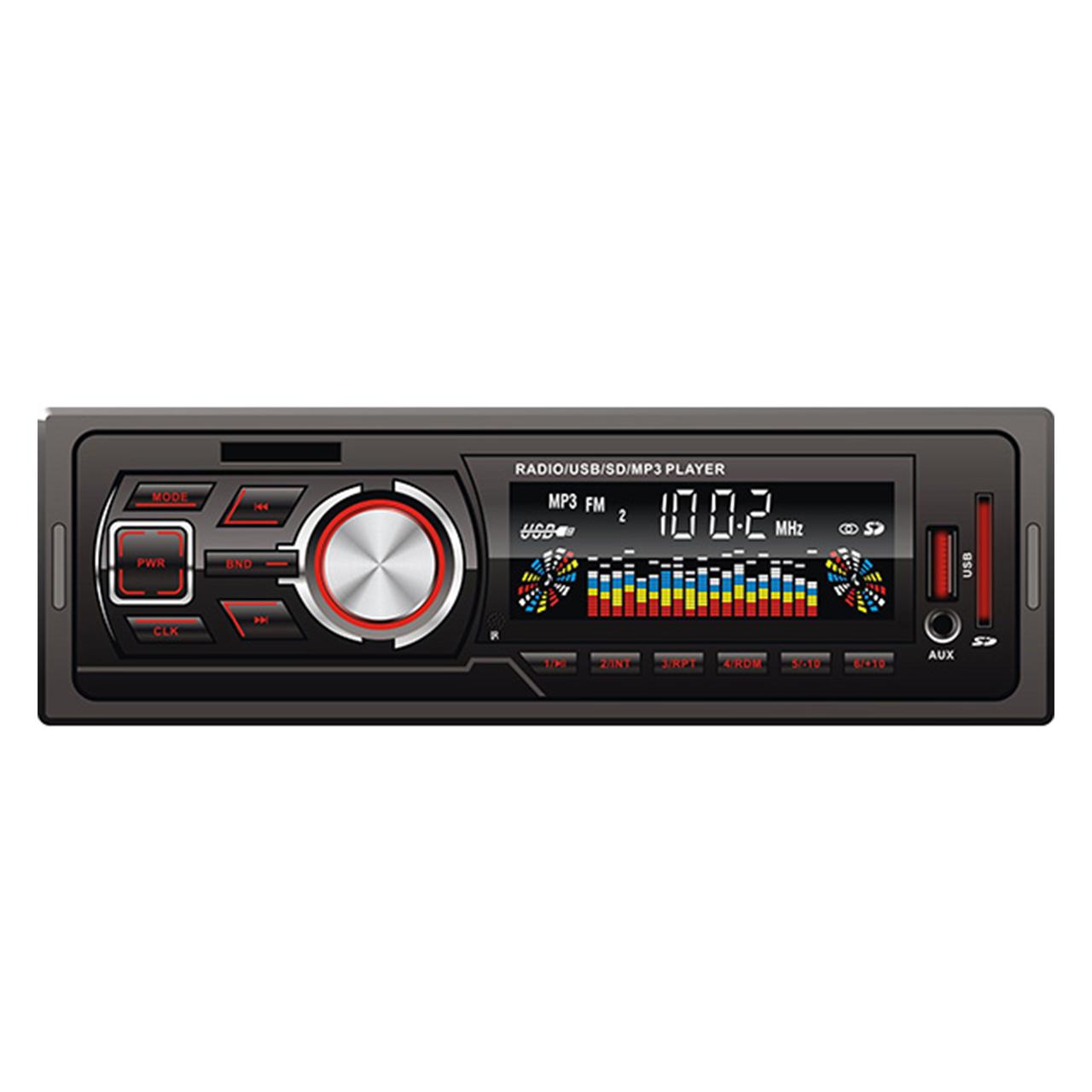 پخش کننده خودرو مدل CDX-5206e