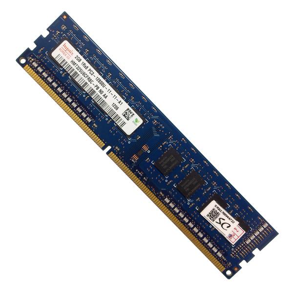 رم کامپیوتر هاینیکس مدل DDR3 1600MHz 12800 ظرفیت 2 گیگابایت