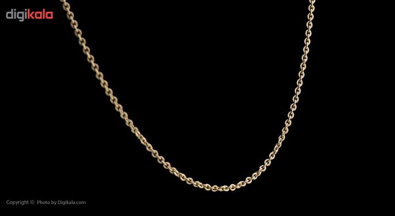 زنجیر طلا 18 عیار ماهک مدل MM0649 - مایا ماهک