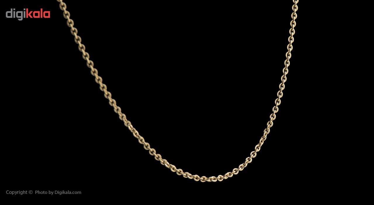 زنجیر طلا 18 عیار ماهک مدل MM0649 - مایا ماهک -  - 3