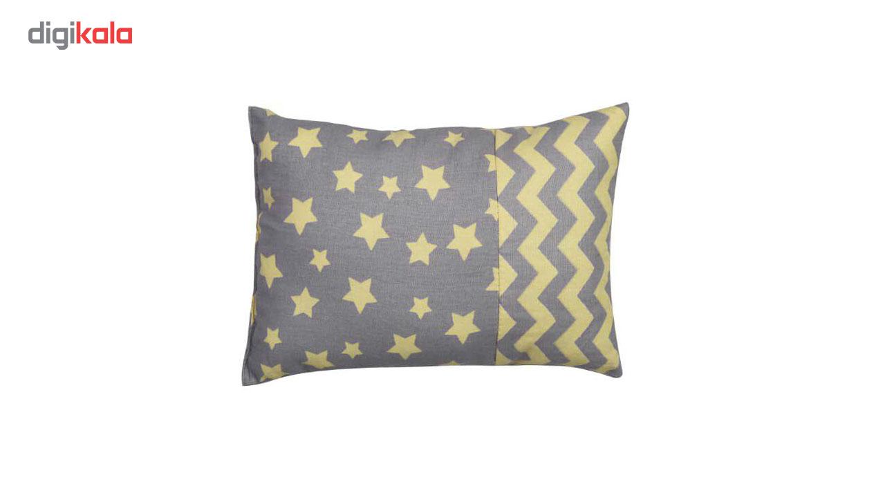 سرویس پنج تکه خواب نوزادی الی مدل ستاره طلایی main 1 6