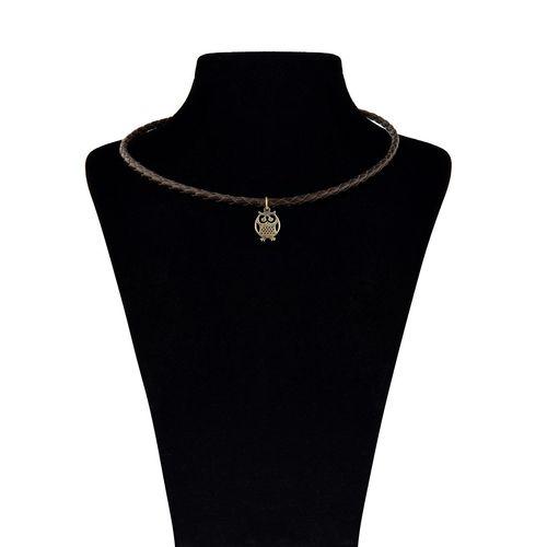 گردنبند طلا 18 عیار ماهک مدل MM0641