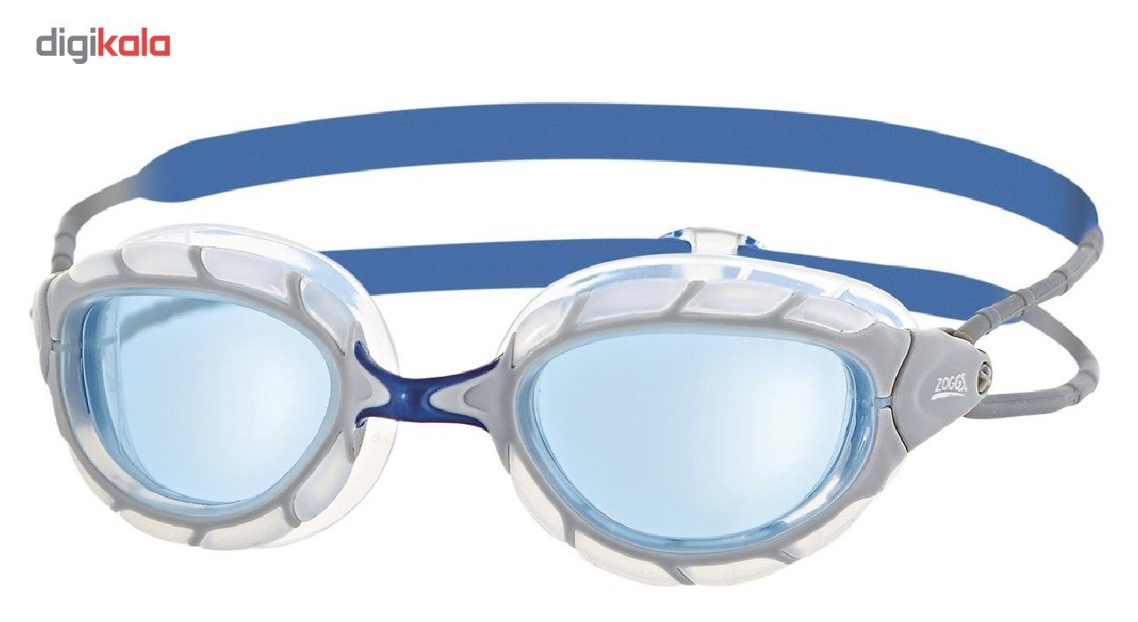 عینک شنای زاگز مدل Predator Fitness