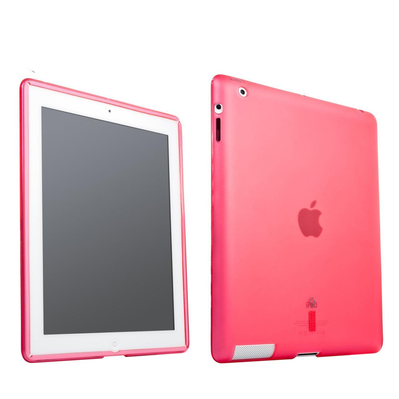 کاور ژله ای کپدیس مدل Xpose مناسب برای تبلت اپل ipad2 به همراه محافظ صفحه نمایش