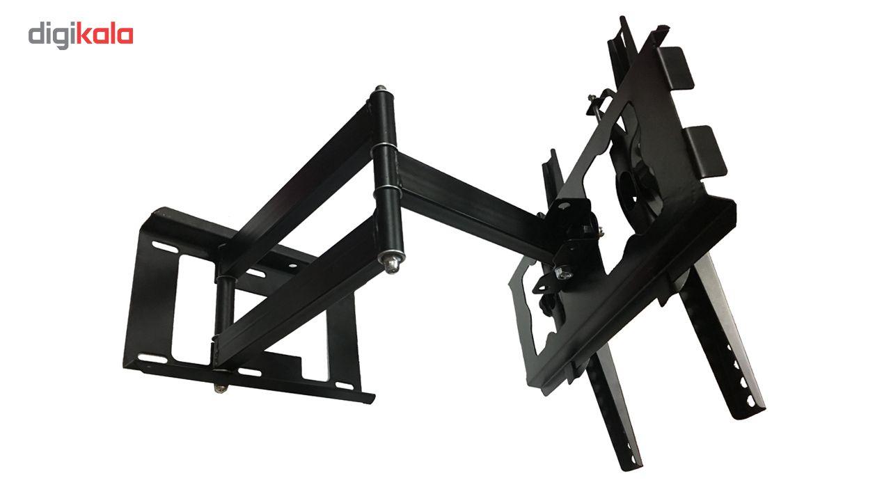 پایه دیواری تلویزیون تی وی جک مدل W4 مناسب برای تلوزیون 32 تا 52 اینچ main 1 4