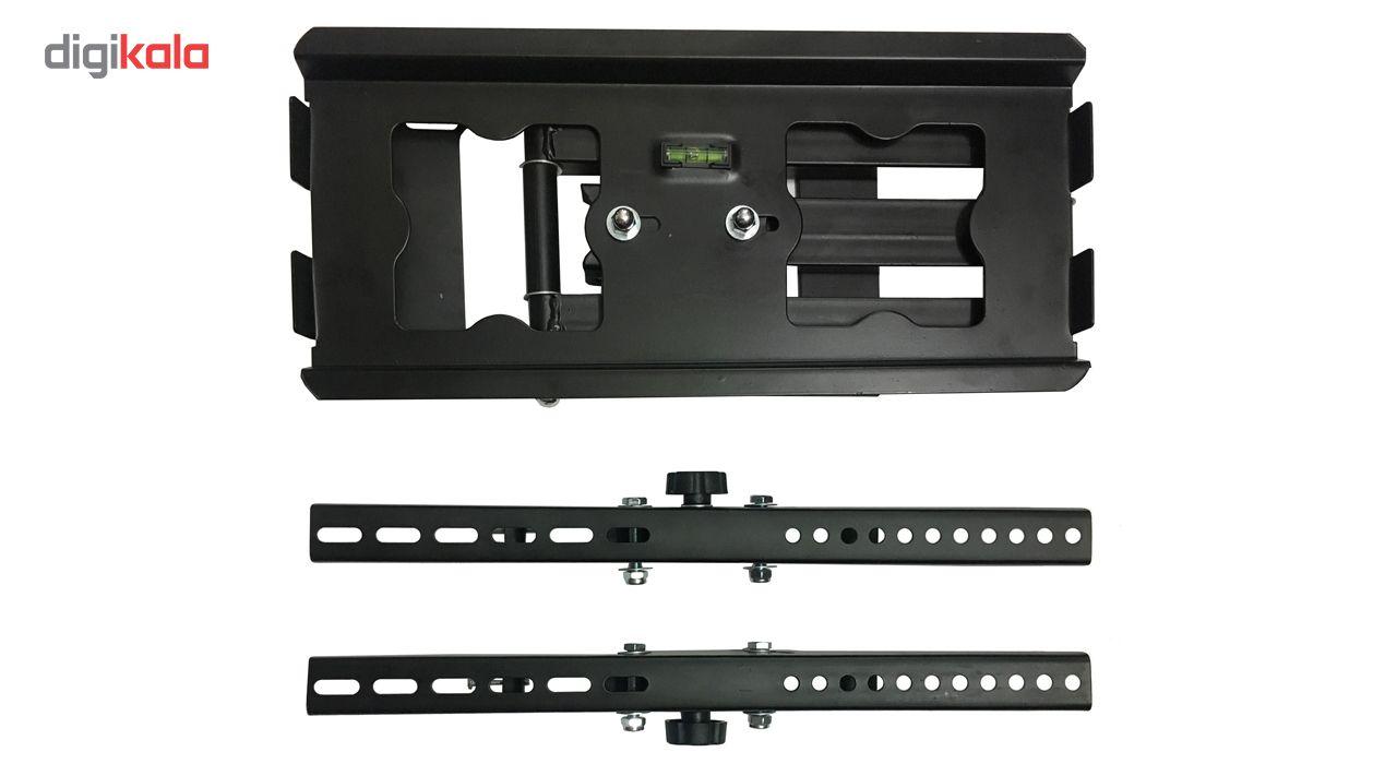 پایه دیواری تلویزیون تی وی جک مدل W4 مناسب برای تلوزیون 32 تا 52 اینچ main 1 5