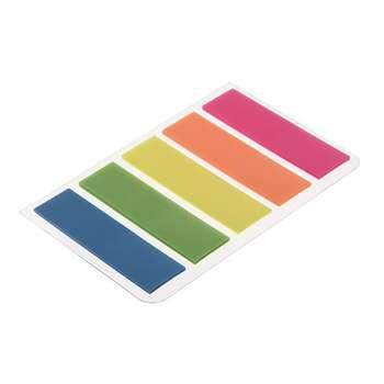 کاغذ یادداشت چسب دار مدل Rainbow بسته 100 عددی