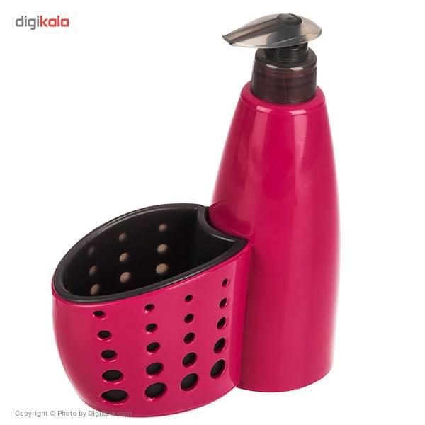 پمپ مایع ظرفشویی یزدگل کد 530 main 1 1