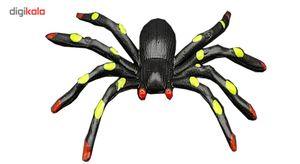 ابزار آموزش آشنایی کودکان با حشرات مدل عنکبوت DSK