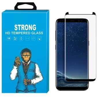 محافظ صفحه نمایش شیشه ای تمپرد مدل Strong مناسب برای گوشی سامسونگ گلکسی Note 9