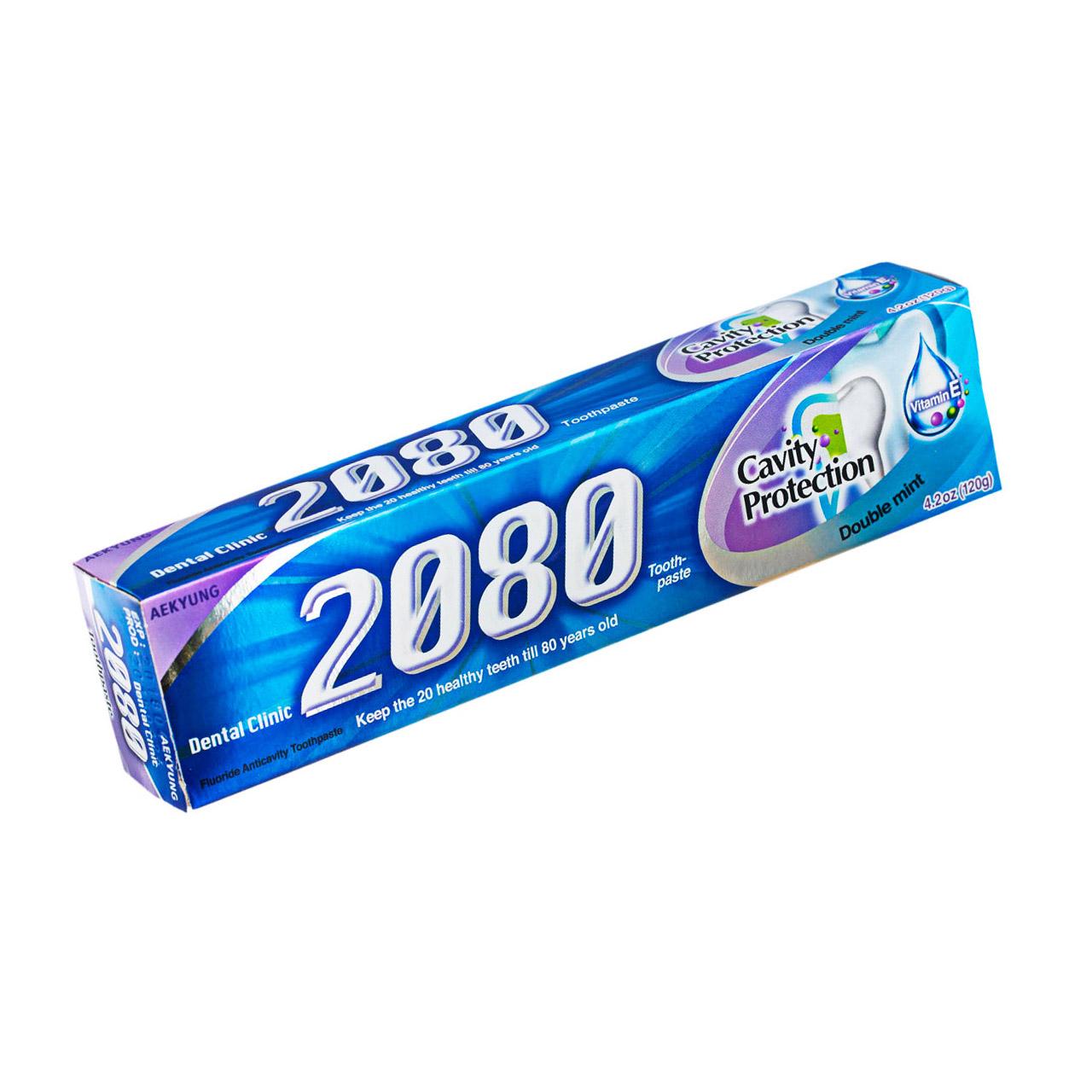 قیمت خمیر دندان 2080 مدل ضد پوسیدگی حجم 120 میلی لیتر