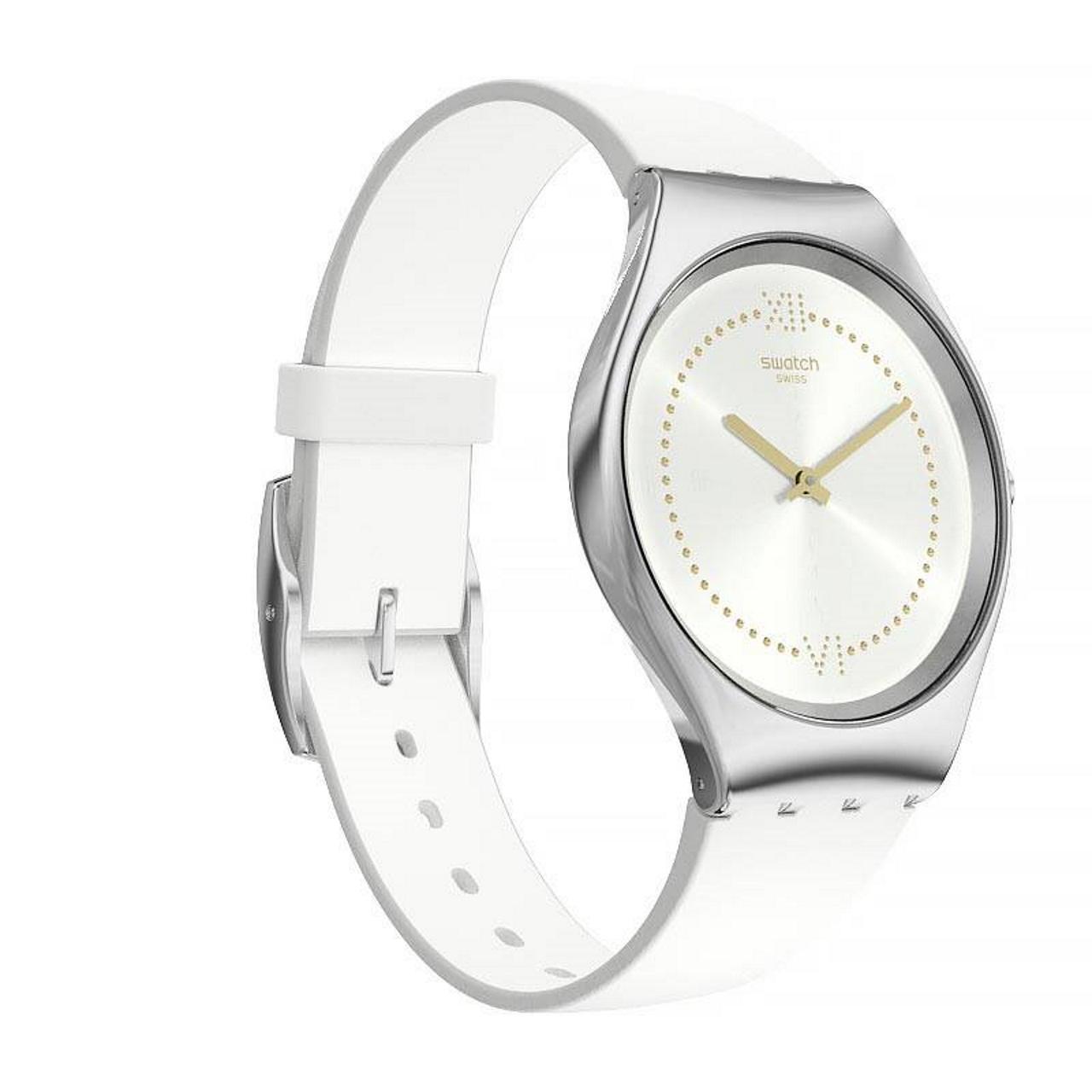 ساعت مچی عقربه ای زنانه سواچ مدل SYXS108 16