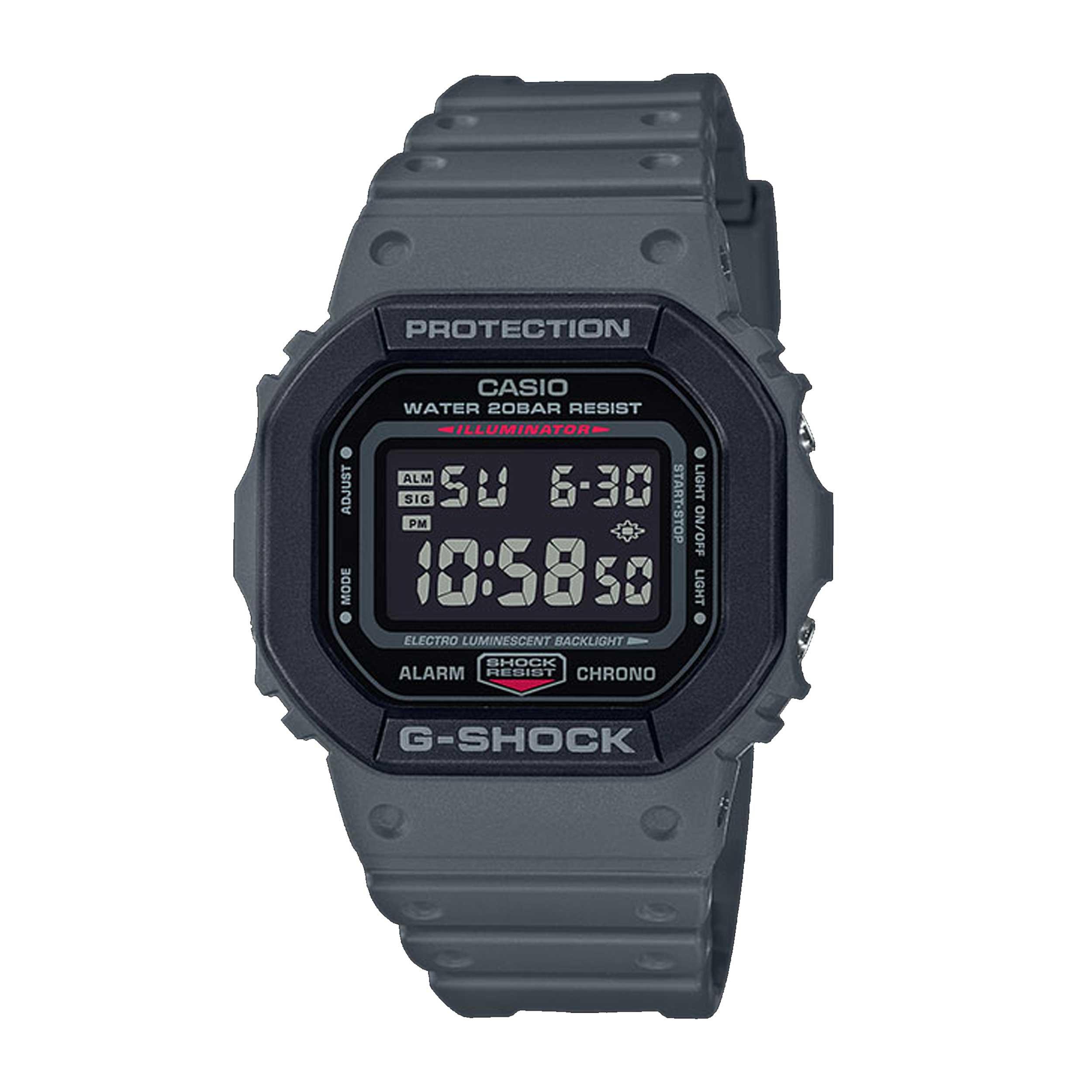 ساعت مچی دیجیتال کاسیو مدل DW-5610SU-8DR