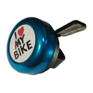 زنگ دوچرخه مدل love