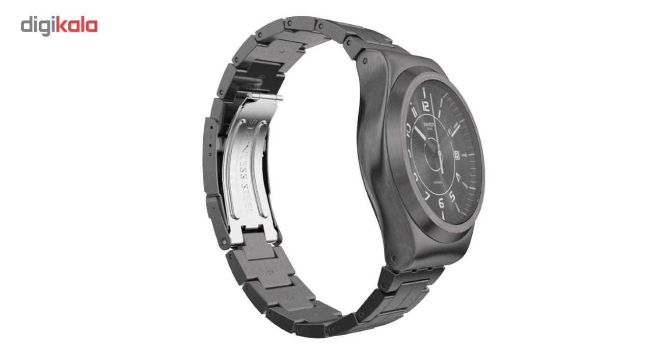 خرید ساعت مچی عقربه ای سواچ اتوماتیک مدل YIM400G