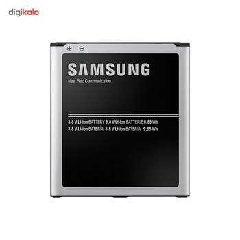 باتری موبایل  مدل B600B با ظرفیت 2600mAh مناسب برای گوشی موبایل Galaxy S4
