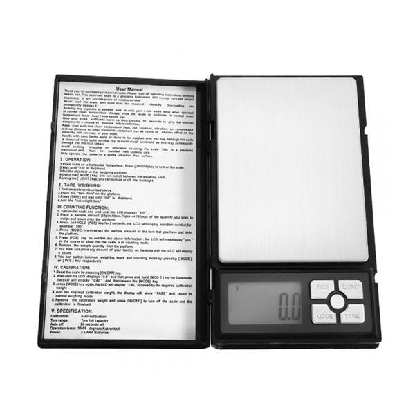 ترازو دیجیتال نوت بوک مدل14192-33