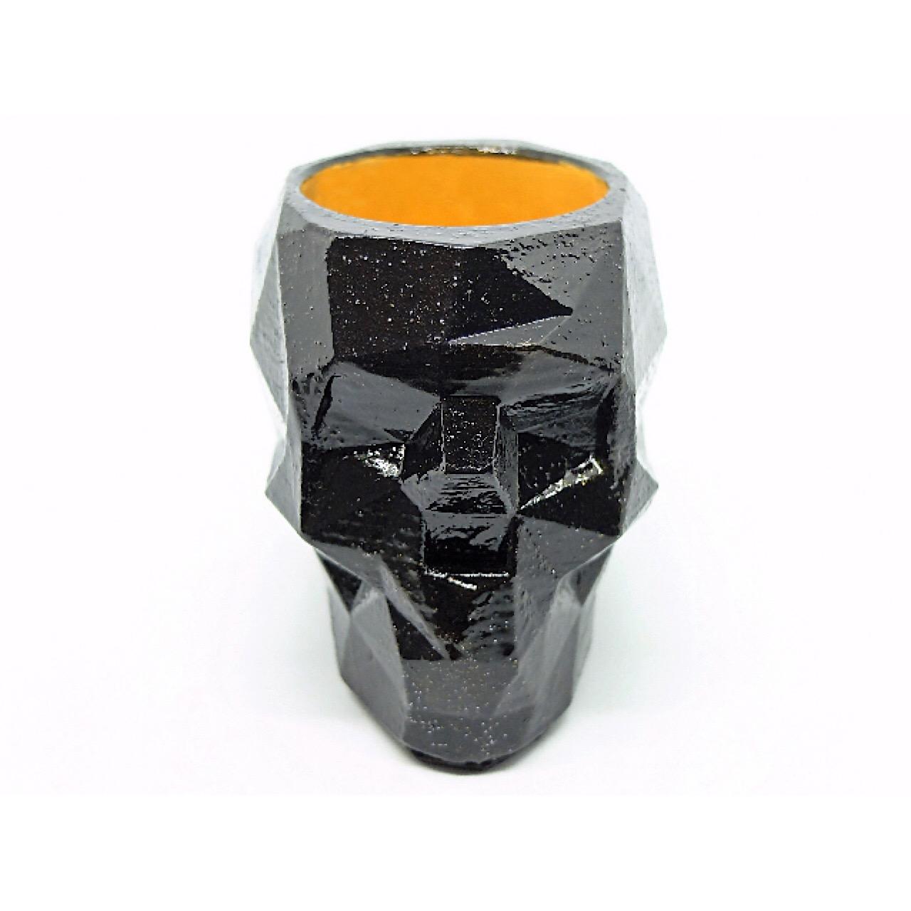 استند لوازم آرایشی مدل skull