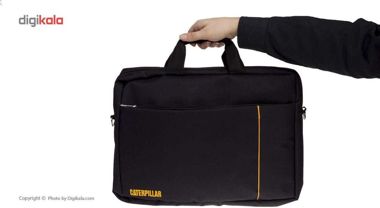 کیف لپ تاپ مدل Caterpillar مناسب برای لپ تاپ 15.6 اینچی main 1 3