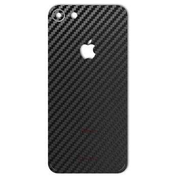 برچسب پوششی ماهوت مدل Carbon-fiber Texture مناسب برای گوشی iPhone 7