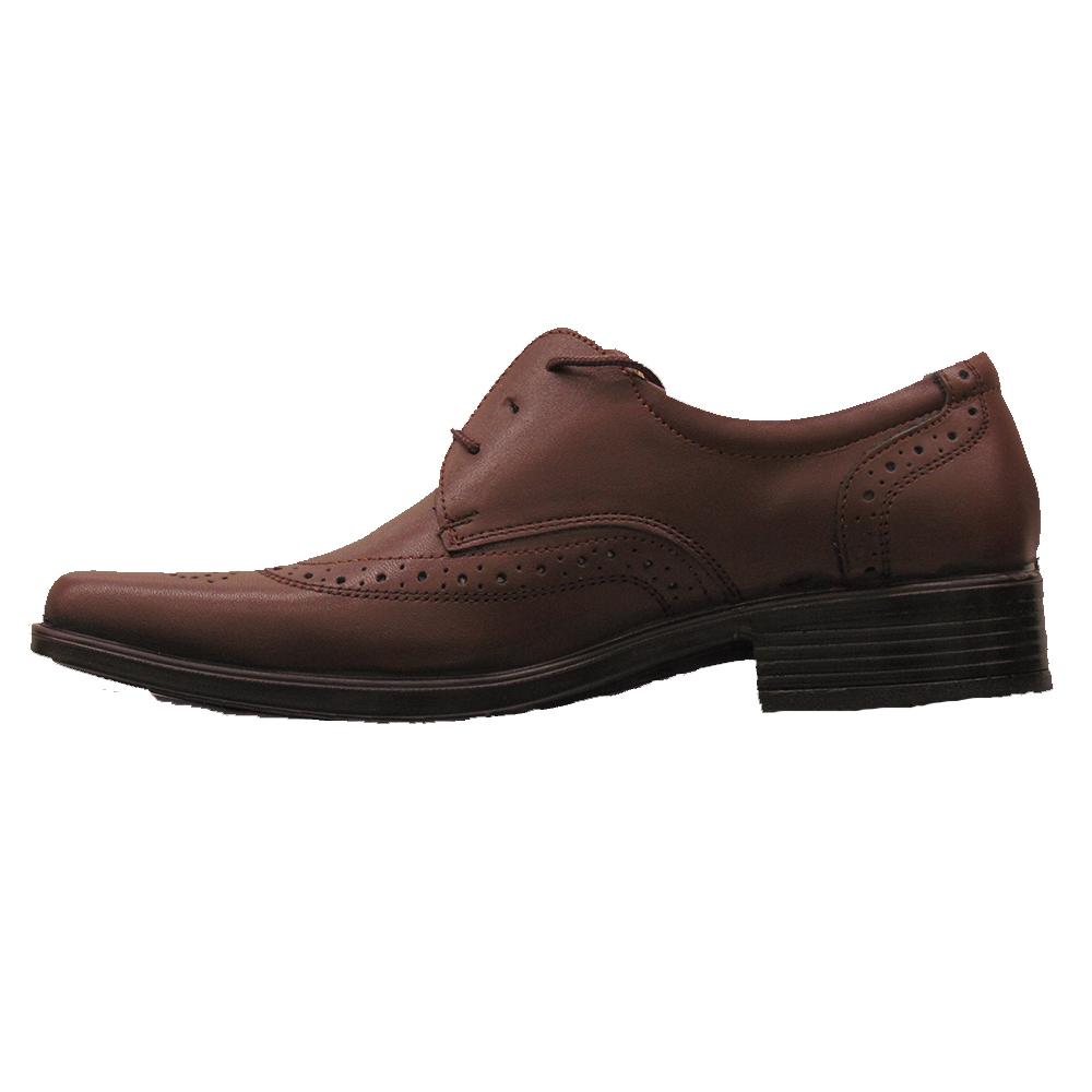 کفش مردانه چرم طبیعی عبدی مدل 1399 MIRACLE
