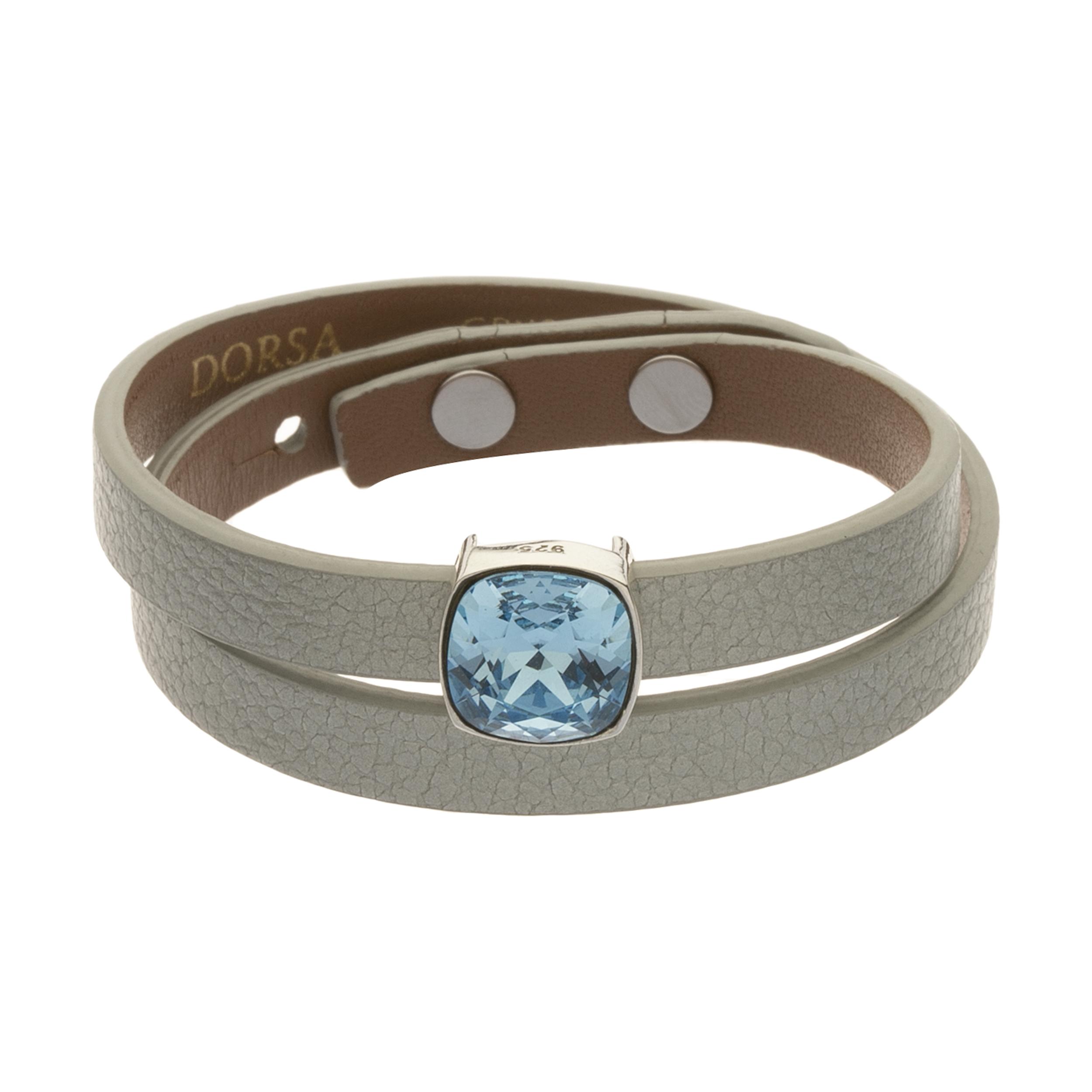 دستبند نقره زنانه درسا مدل 26260