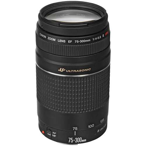 لنز کانن مدل Canon EF 75-300mm f/4-5.6 III USM