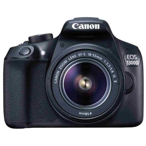 دوربین کانن مدل  eos 1300d with ef-s 18-200 is |