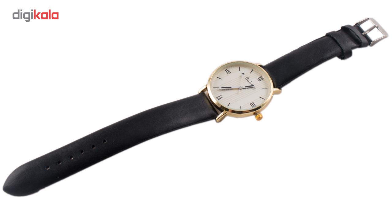 ساعت مچی عقربه ای زنانه بوبل مدل CC102