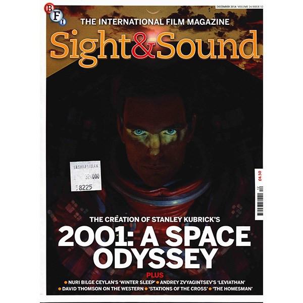 مجله Sight & Sound - دسامبر 2014