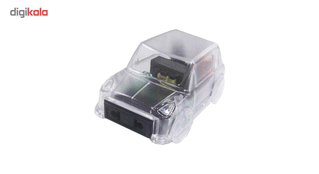مبدل برق خودرو لاولی مدل 100Watt main 1 5
