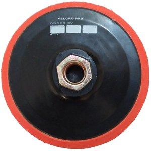 پد پشت کرکی مدل PAS2 قطر 125میلی متر
