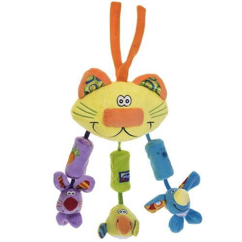 آویز عروسکی پلی گرو مدل حیوانات