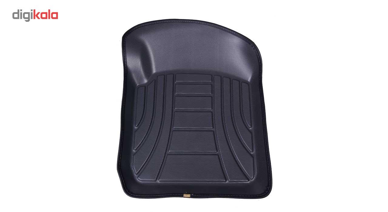 کفپوش سه بعدی خودرو ماهوت مدل اکو مناسب برای پراید تیبا ساینا main 1 11