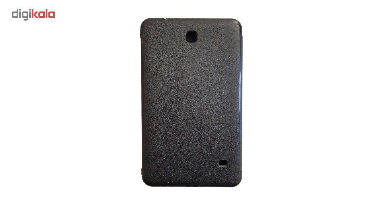 کیف کلاسوری مدل book cover  مناسب برای تبلت سامسونگ گلکسی TAB4 T330 main 1 2