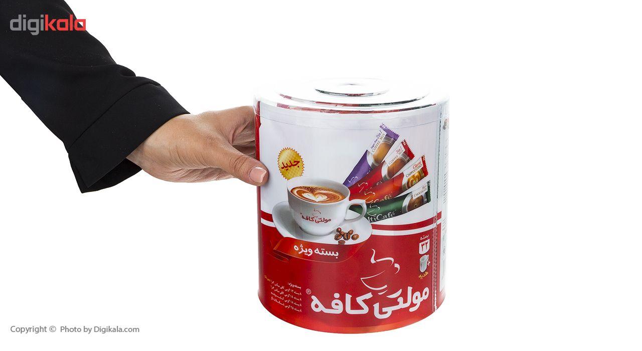 بسته ویژه مولتی کافه مقدار 600 گرم بسته 32 عددی به همراه ماگ هدیه main 1 8
