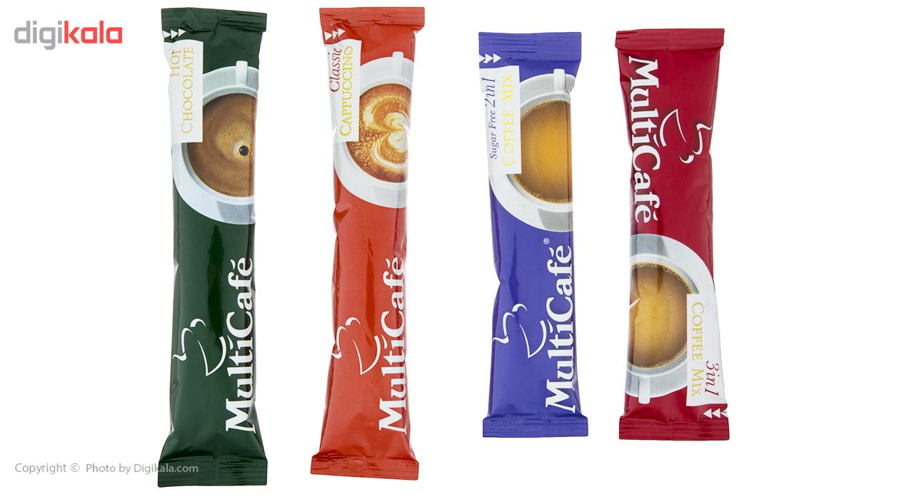 بسته ویژه مولتی کافه مقدار 600 گرم بسته 32 عددی به همراه ماگ هدیه main 1 6